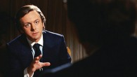 "Film critics Paul Chambers and Frank Swietek mark the passing of British Journalist David Frost with this short discussion on Ron Howard's film, ""Frost/Nixon."""