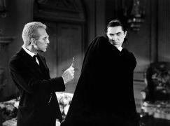 """Bela Lugosi was never better than he was as the legendary bloodsucker in 1931's """"Dracula."""""""
