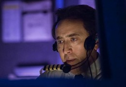 """It's take the money and run for Nick Cage. """"Left Behind"""" is a real disaster."""