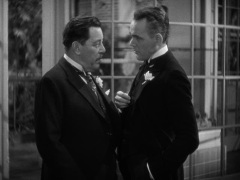"""Warner Oland took a break from the Charlie Chan series to play Dr. Yogami in """"Werewolf of London."""""""