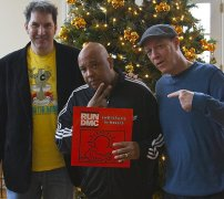 """Rev Run"" of Run DMC is no stranger to Christmas music. He gives his two cents on Christmas rap in ""Jingle Bell Rocks!"""