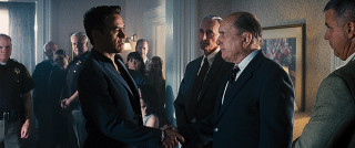 """An estranged father and son are bound together by a murder trial in """"The Judge."""""""