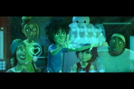 """Hiro learns how to train his robot in """"Big Hero 6."""""""