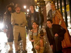 """The British Museum comes alive in """"Night at the Museum: Secret of the Tomb."""""""