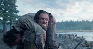 "Channeling Jack Nicholson in the tall tale, ""The Revenant."""