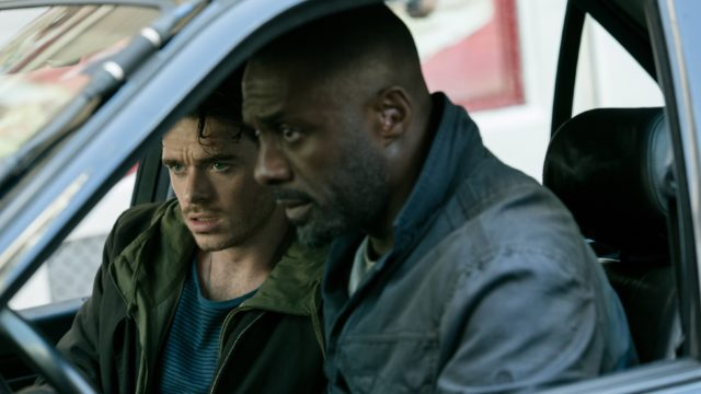 """The King of the North is an American pickpocket in Paris. Richard Madden (""""Game of Thrones"""") is paired with Idris Elba in """"The Take."""" The film's European title is actually […]"""