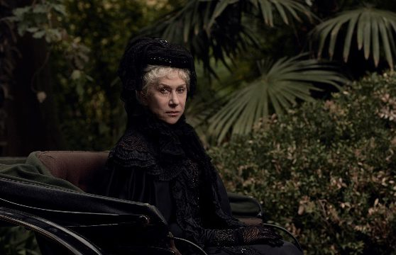 """One of America's best-known haunted houses is getting the big-screen treatment. Winchester Mystery House was built by firearms heiress Sarah Winchester. Now, Helen Mirren (""""Teaching Mrs. Tingle"""") stars in a […]"""