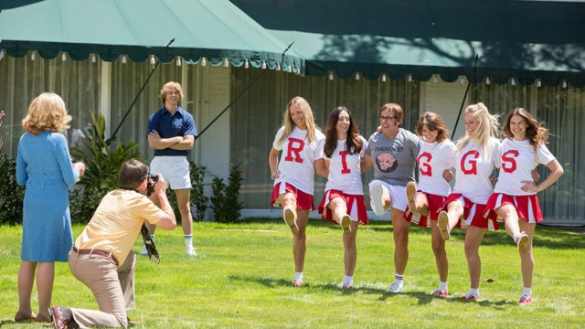"Great casting makes a great comedy, and some brilliant strokes are served with the sports dramedy, ""Battle of the Sexes."" The legendary tennis match between Bobby Riggs (Steve Carell) and […]"